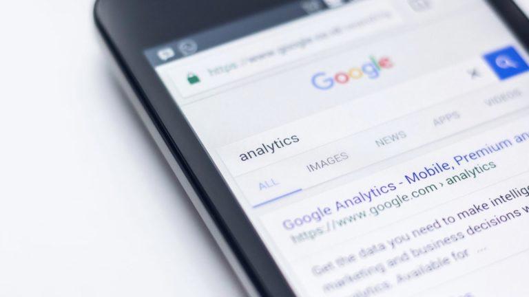 Google - mobilne wyniki wyszukiwania